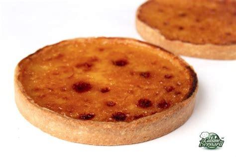 la cuisine de bernard la tarte à la crème cuite de citron