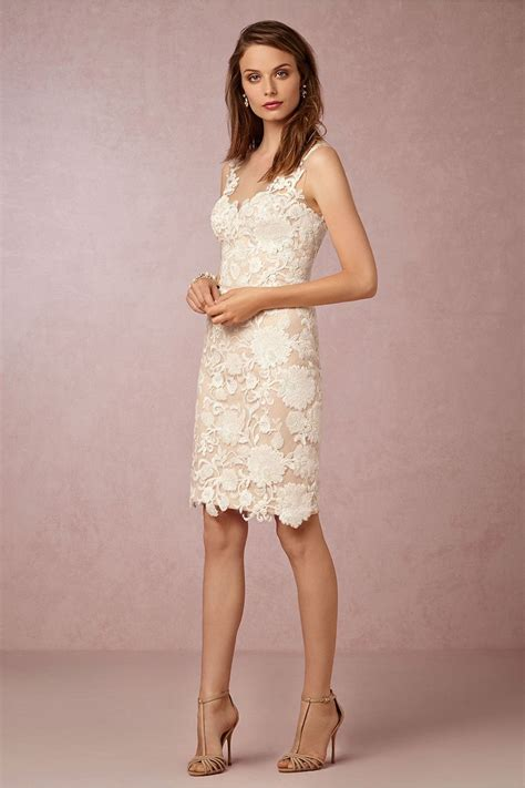 Bhldns Twice Enchanted Fall Collection Short Lace