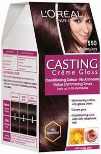Buy Loreal Paris Casting Creme Gloss Hair Color Mahogany
