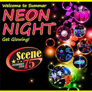 Neon Night at Scene75