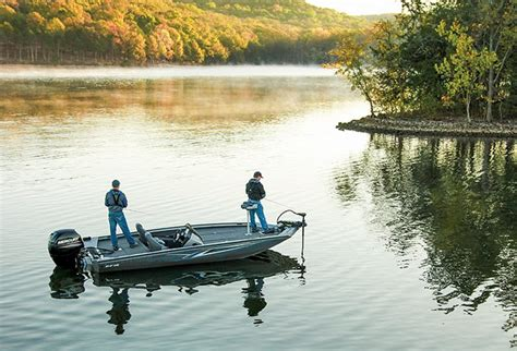 Boat Manufacturers Fishing by Freshwater Fishing Generates Steady Profits For