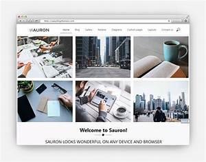 10 responsive free photography wordpress themes of 2017 With free wordpress templates for photographers
