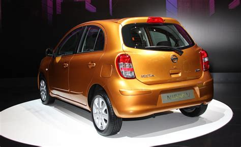 nissan micra 2016 2016 nissan micra k13 pictures information and specs