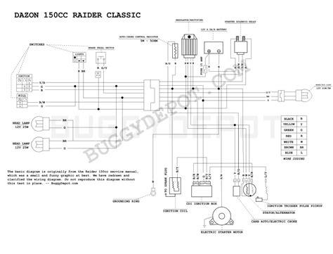 Dazon Raider Classic Wiring Diagram Buggy Depot
