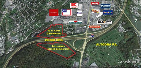 Goods Transmission Altoona Pa by 5601 Goods Ln Altoona Pa 16601 Commercial Property