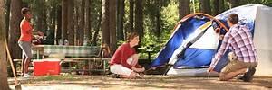 Terrains De Camping De L U0026 39 Avant-pays Accessibles En Voiture
