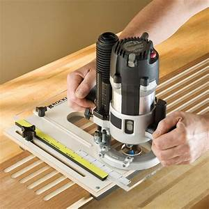 Rockler Router Fluting Jig Review * Wood Crafters Tool Talk