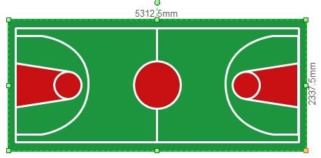 Symbols for Floor Plan   Athletic Field