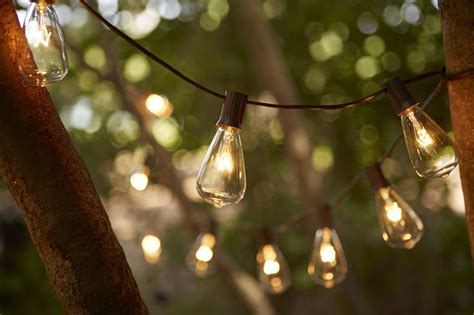 1000 images about vintage outdoor bulb string lights on