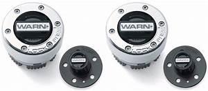 Warn 11690 Manual Locking Hubs For Dana 60 1999