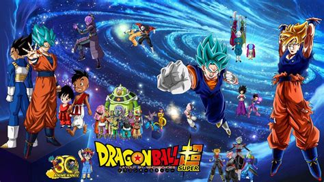 dragon ball super rebirth wallpaper  gen