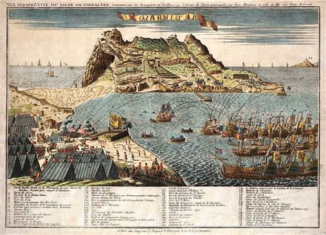 The Great Siege Of Gibraltar 17791783  International History