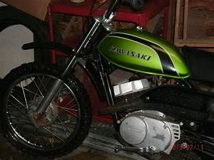 Vintage Original 1975 Kawasaki Mc1