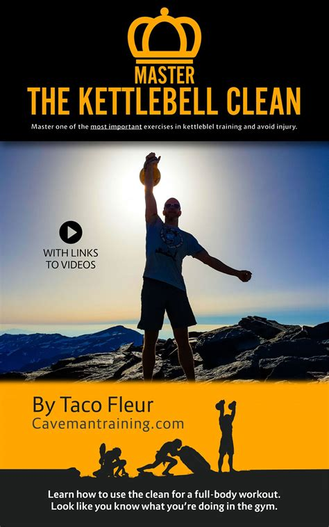kettlebell books training clean