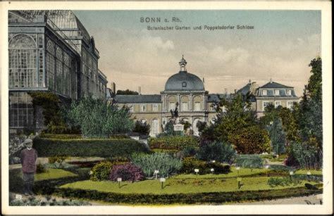 Botanischer Garten Bonn Anfahrt by Ansichtskarte Postkarte Bonn Rhein Botanischer Garten