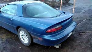 Chevrolet Camaro 1994 V6 Exhaust