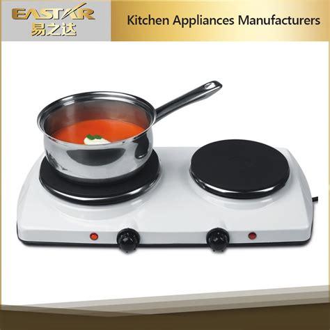 poele electrique cuisine cuisine applience 2 brûleur solaire électrique poêle