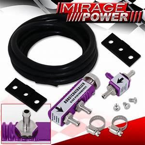 In Cabin Manual Psi Turbo Boost Controller Purple For
