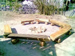 Feuerstelle Mit Sitzgelegenheit : sitzgelegenheiten besendahl naturnahe spielger te ~ Whattoseeinmadrid.com Haus und Dekorationen