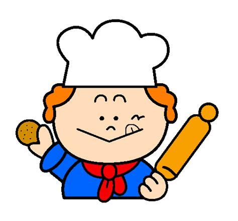 cuisiner italien dessin de cuisinier 2 colorie par membre non inscrit le 26