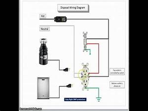 Garbage Disposal Electrical Wiring