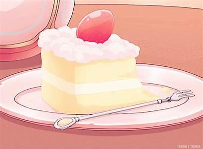 Anime Cake Pastel Spam