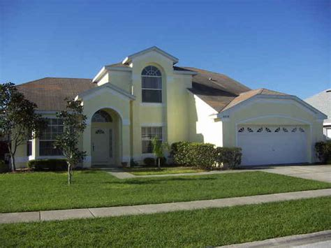 Bedroom Vacation House In Kissimmee Orlando Florida