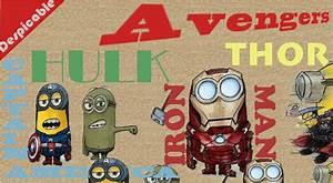 Marvel Minions - Avengers, X-men Minions Wallpapers ...