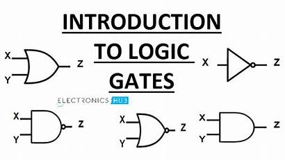 Logic Gates Introduction Types Electronicshub Nor Nand