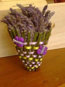 Que Faire Avec Des Fleurs De Lavande : panier de lavande nanou blog ~ Dallasstarsshop.com Idées de Décoration