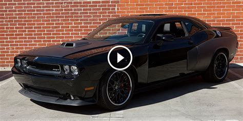 Vin Diesel Fast And Furious Car by Dodge Challenger Srt8 Is The True Dominic Toretto Car