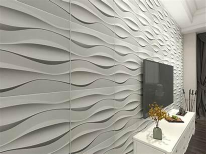 Pvc Tiles Panels Wave Textures Sf Material