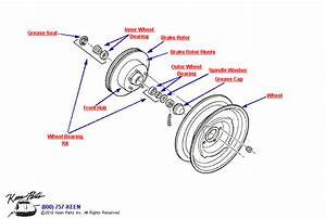 Service Manual  Diagram To Change Wheel Bearing On A 2009 Saturn Outlook