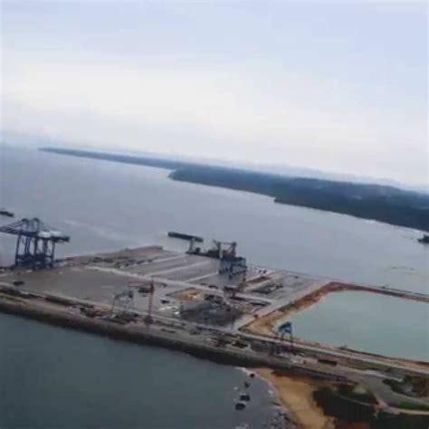 port autonome de cameroun port autonome de kribi le premier navire reste attendu actu cameroun