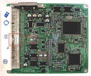 Ecu Circuit Board Pic