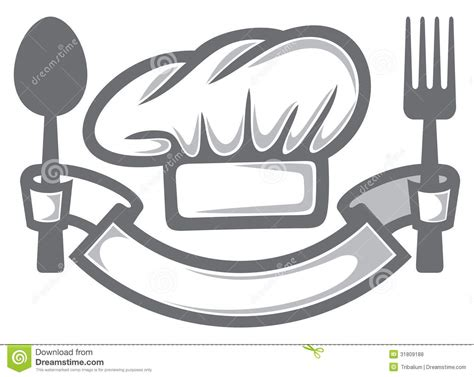 chef cuisine chef hat royalty free stock photos image 31809188