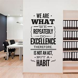 Wall Decal Quot... Wall Typography Quotes