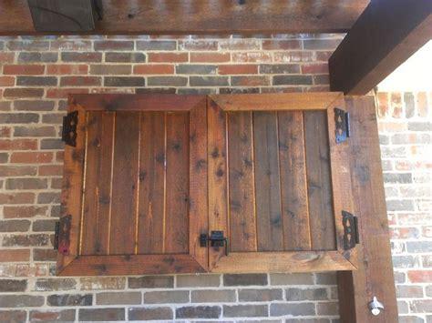 fantastic outdoor tv cabinet diy pinterest
