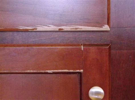 kitchen cabinet finish repair repair for aristo crap cabinet finish woodworking 5402