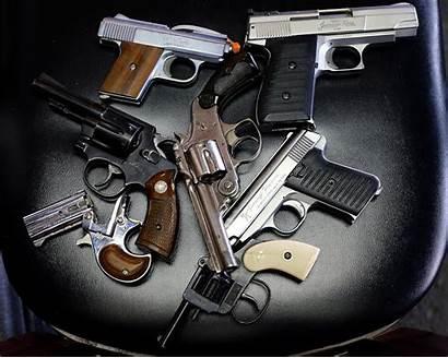 Gun States Laws Deaths Guns Study Shooting