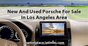 New And Used Porsche For Sale In Los Angeles Area