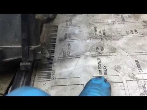 2006 Dt466 Fuse Box Location by 2007 International 4300 Dt466 Dying While Driving Doovi