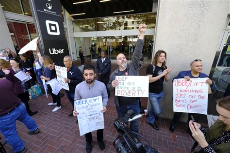 Uber, Lyft Driver Strike Latest Move To Organize Gig