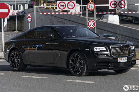 rolls royce wraith black badge rolls royce wraith black badge 24 january 2018 autogespot