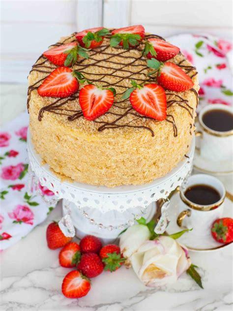 Torte Napoleon - Tatyanas Everyday Food