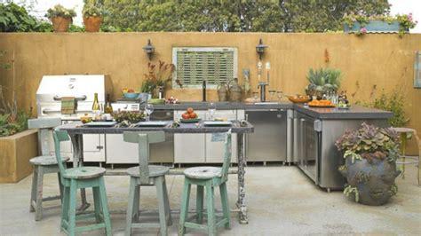 idee amenagement cuisine exterieure aménagement cuisine extérieure idées et conseils