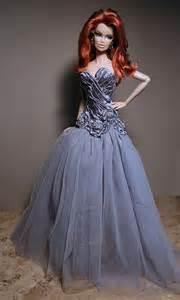 Beautiful Red Hair Barbie Dolls