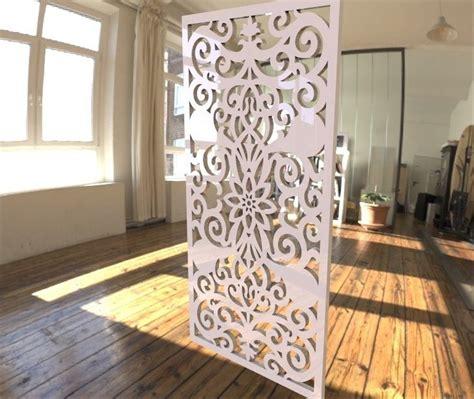 jual partisi ruangan minimalis cutting motif klasik