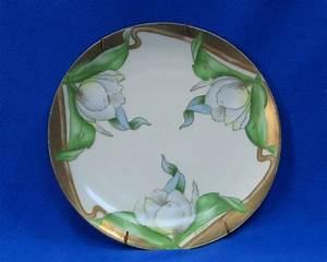 Porzellan Tirschenreuth Bavaria : 1927 54 art deco tirschenreuth porcelain plate bavaria lot 4 ~ Michelbontemps.com Haus und Dekorationen