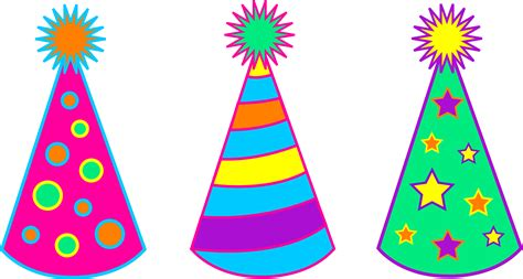 birthday hat birthday party hat clip cliparts co